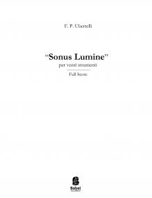 Sonus Lumine