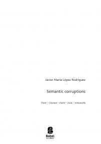Semantic corruptions