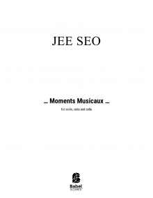 ... Moments Musicaux ...