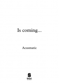So...Is Coming...