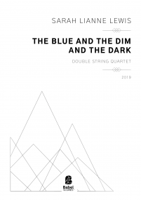 the blue and the dim and the dark image