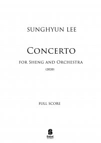 Concerto for Sheng and Orchestra