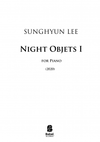 Night Objets I
