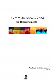 Sommeil Paradoxal image