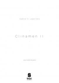 Clinamen II
