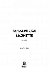 Sangue Inverso: Magnetite (I)