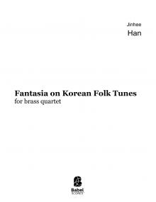 Fantasia on Korean Folk Tunes