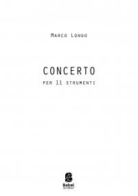 Concerto per 11 strumenti