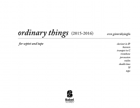 Ordinary Things image