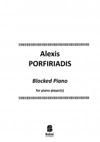Blocked Piano