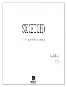 Sk(etch)