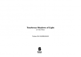 Tenebrous Shadows of Light image