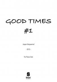 Good Times #1