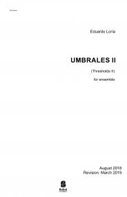 Umbrales II
