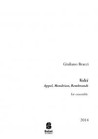 Volti – Appel, Mondrian, Rembrandt