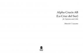 Alpha Crucis AB