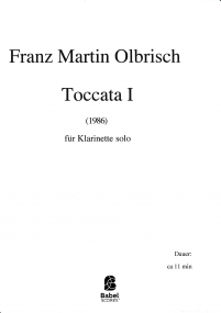 Toccata I