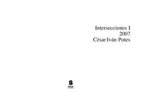Intersecciones I