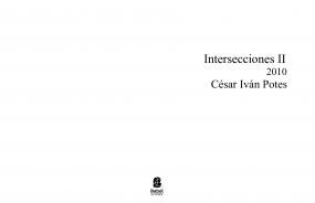 Intersecciones II