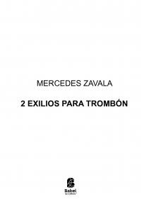 2 exilios para trombón
