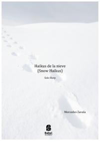 Haikus de la nieve