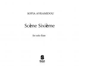 Scène Sixième