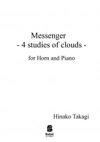 Messenger - 4 studies of clouds -
