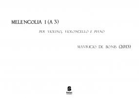 Melencolia I (A3)