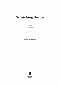 Scratching the ice
