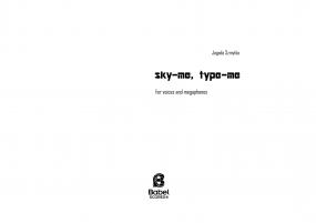 Sky-me, type-me