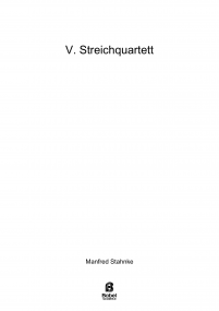 String quartet V