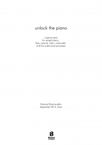 unlock the piano image